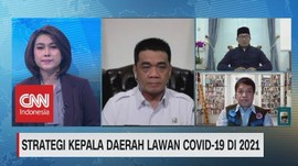 VIDEO: Strategi Kepala Daerah Lawan Covid-19 di 2021