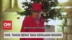 VIDEO: 2020, Tahun Berat Bagi Kerajaan Inggris