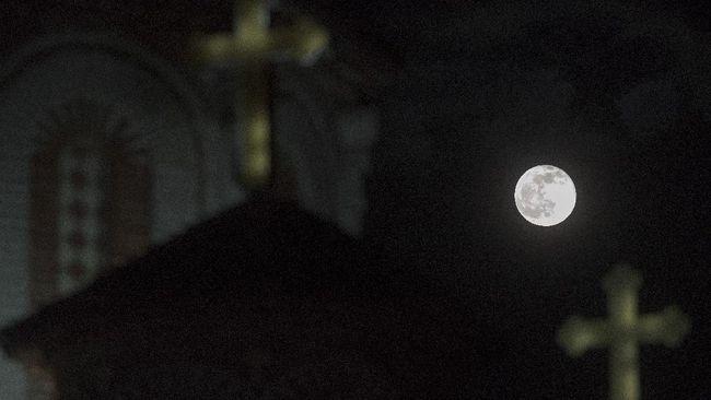 Sejumlah peristiwa bulan purnama akan terjadi di sepanjang tahun 2021 yang akan menghiasi langit bumi.
