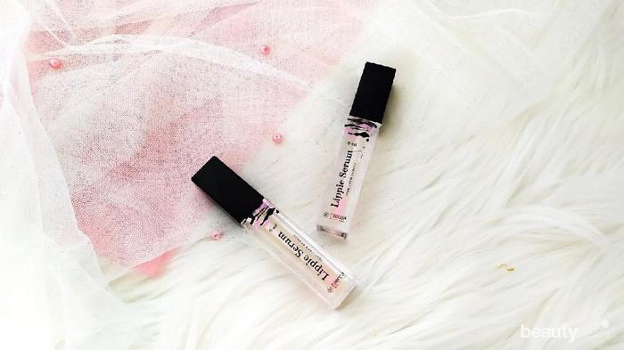 Beautynesia Cobain: Lippie Serum by Raecca Ini Bikin Bibir Kamu Pink Seketika!