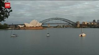 VIDEO: Tak Ada Kemeriahan Tahun Baru di Sydney Harbour