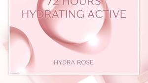 Wardah Hydra Rose Dewy Aqua Day Gel