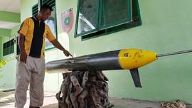 Benda Mirip Rudal di Selayar Sulsel Diduga Drone Laut China