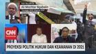 VIDEO: Proyeksi Politik Hukum & Keamanan di 2021