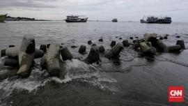 BMKG Ingatkan Air Pasang Batam Bisa Capai 3 Meter Sabtu Siang
