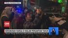 VIDEO: Kerumunan Warga di Malam Pergantian Tahun