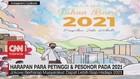 VIDEO: Harapan Para Petinggi & Pesohor Pada 2021