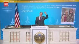 VIDEO: Tutup 2020, Indeks Saham Wall Street Cetak Rekor