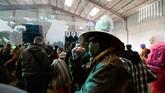 Sekitar 2.500 orang menghadiri pesta Tahun Baru 2021 ilegal di Prancis di tengah pembatasan pandemi Covid-19.