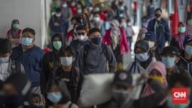 Penduduk Indonesia Naik 2,76 Juta Orang dalam 6 Bulan