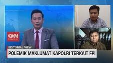 VIDEO: Polemik Maklumat Kapolri Terkait FPI