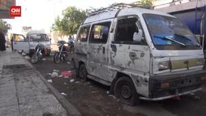 VIDEO: Ledakan Tewaskan 5 Orang saat Pesta Nikah di Yaman
