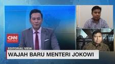 VIDEO: Wajah Baru Menteri Jokowi
