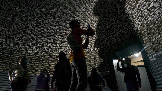 Kabid Humas Polda Aceh menjelaskan alasan Mabes Polri yang akan mengumumkan hasil tes DNA atas diduga Asep--personel brimob--yang hilang dalam tsunami 2004.