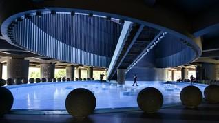 FOTO: Cara Baru Menikmati Museum Tsunami Aceh