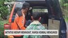 VIDEO: Aktivitas Merapi Meningkat, Warga Kembali Mengungsi