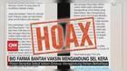 VIDEO: Bio Farma Bantah Vaksin Mengandung Sel Kera