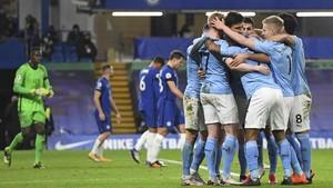Momen Man City Bantai Chelsea 6-0 di Etihad