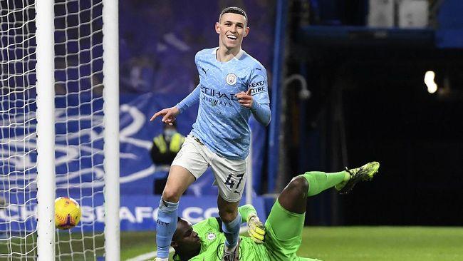 Satu tiket final Piala FA 2020/21 akan diperebutkan Chelsea dan Manchester City saat bentrok pada laga semifinal di Stadion Wembley, Sabtu (17/4) malam.