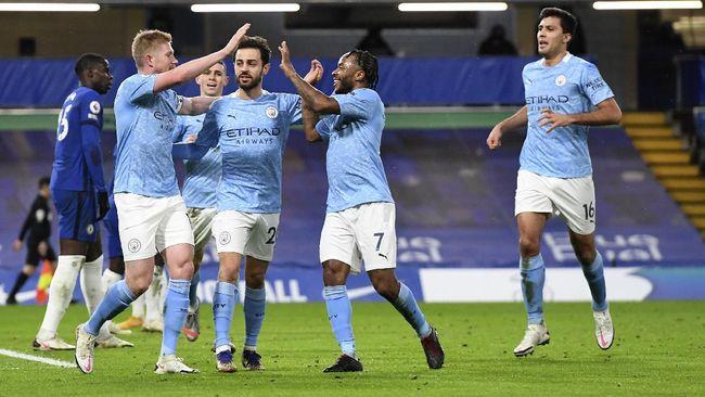 Manchester City sedang dalam kondisi lapar tiga poin jelang laga lawan Brighton&Hove Albion dalam lanjutan Liga Inggris.