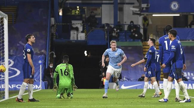 Prediksi Susunan Pemain Chelsea vs Man City di Piala FA