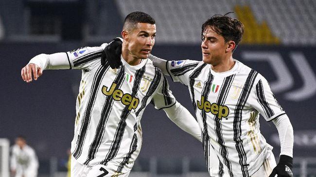 Pelatih Juventus Massimiliano Allegri mengaku berharap lebih dari Cristiano Ronaldo pada musim ini.
