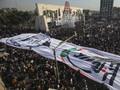 FOTO: Peringatan Setahun Pembunuhan Jenderal Iran
