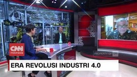VIDEO: Transformasi Menuju Era Revolusi Industri 4.0 (5/5)