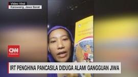 VIDEO: IRT Penghina Pancasila Diduga Alami Gangguan Jiwa