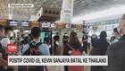 VIDEO: Positif Covid-19, Kevin Sanjaya Batal Ke Thailand