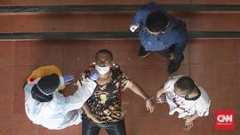 BNPB Akan Gelar Rapid Test Antigen di Tempat Pengungsian