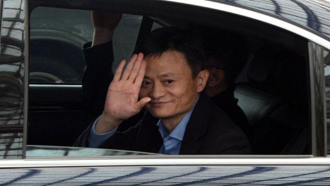 Taipan asal China, Jack Ma memiliki gurita bisnis sebelum dikabarkan hilang usai mengkritik pemerintahannya. Berikut daftarnya.