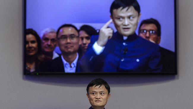 Ant Group menyatakan divestasi saham Jack Ma tidak pernah menjadi subjek pembicaraan dengan siapa pun.