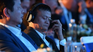 China Diduga Mau Ambil Perusahaan Jack Ma