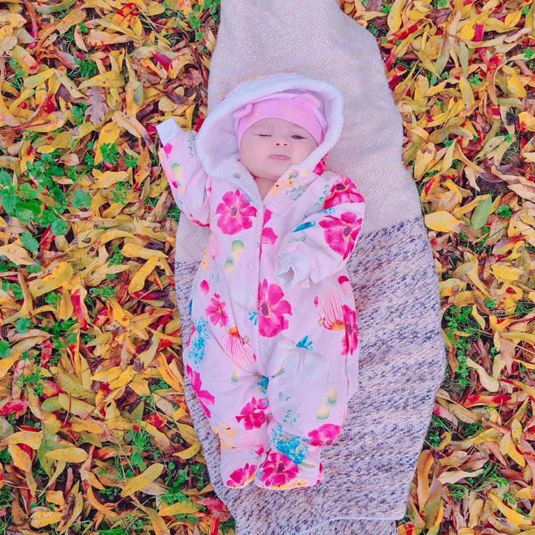 Anak hijaber Isti Alqadri
