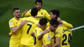 Hasil Copa del Rey: Villarreal Kalahkan Zamora 4-1