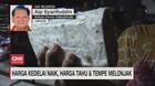 VIDEO: Harga Kedelai Naik, Harga Tahu Tempe Melonjak