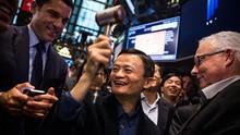 Muncul Lagi, Jack Ma Kunjungi Kantor Alibaba