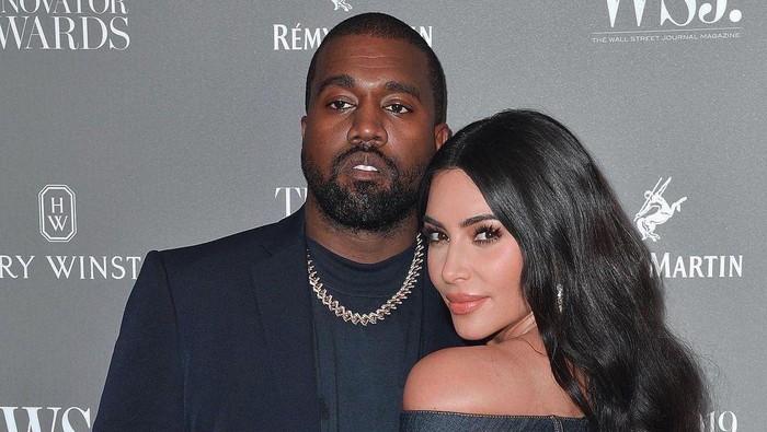 Kim Kadarshian dan Kanye West Lagi-Lagi Dikabarkan Akan Bercerai
