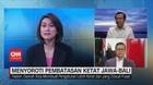 VIDEO: Menyoroti Pembatasan Ketat Jawa-Bali