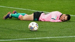 Senyum Messi Lambang Kesuksesan Barcelona
