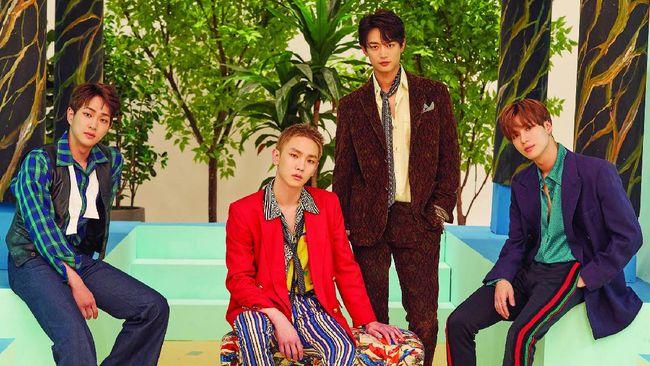 Boyband SHINee akan merilis album terbaru bertajuk Don't Call Me pada pukul 16:00 WIB hari ini (22/2) sebagai penanda comeback.