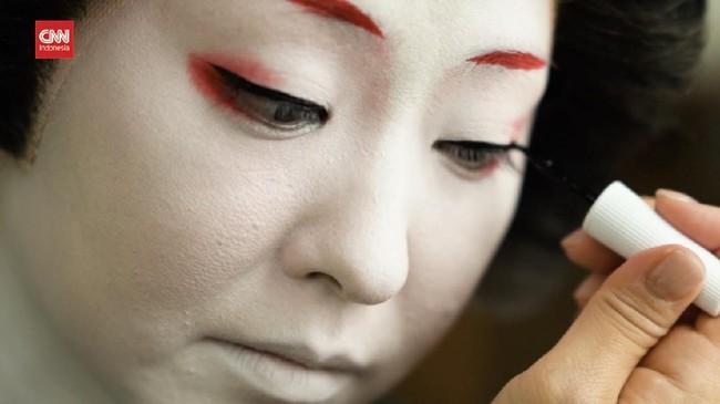 VIDEO: Pandemi Bikin Masa Depan Geisha Makin Suram