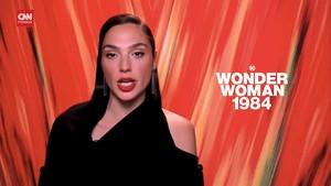 VIDEO: Gal Gadot Sebut Tantangan Wonder Woman 1984 Minim CGI