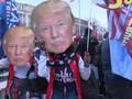 VIDEO: Pendukung Trump Demo Tolak Hasil Pilpes AS