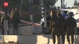 VIDEO: Lagi, Militer Israel Tembak Warga Palestina