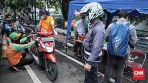 FOTO: Pemprov Mulai Uji Emisi Gratis di Jakarta