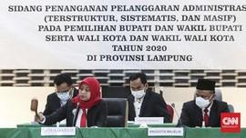 Didiskualifikasi, Pemenang Pilkada Bandar Lampung Gugat ke MA