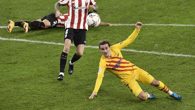 Antoine Griezmann mulai memberikan kontribusi penting untuk Barcelona setelah sekian lama tampil mengecewakan.
