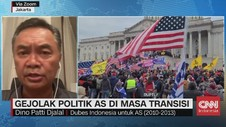 VIDEO: Gejolak Politik AS Masa Transisi